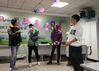 武汉Android培训中心学员迎新年