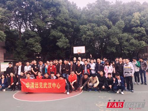 武汉Android培训中心的学员图